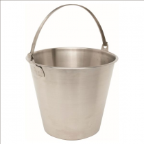 Stainless Steel Bucket 12Litre