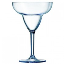 Outdoor Perfect SAN Margarita Glasses 10.6oz / 300ml