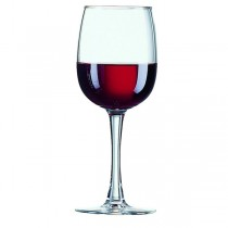 Elisa Toughened Wine Glass 8oz 23cl LCE @ 175ml