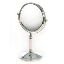 Free Standing Double Sided Mirror 30cm