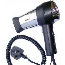 Valera Action 1200w Hotel Hair Dryer Black