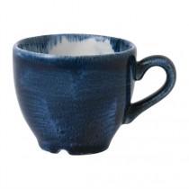 Churchill Stonecast Plume Ultramarine Espresso Cup 10cl / 3.5oz