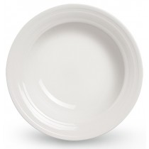 Elia Essence Premier Bone China Rimmed Pasta Bowl