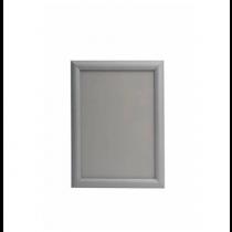 Silver A4 Snap Frame