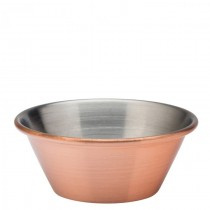 Copper Plated Ramekin 1.5oz / 4.5cl