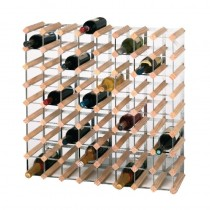 Wooden Wine Rack 72 Bottle