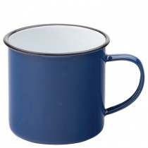 Eagle Enamel Blue Mug 38cl 13.5oz