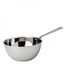 Mini Stainless Steel Wok 11.5cm