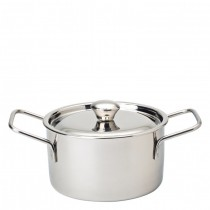 Stainless Steel Handled Casserole Dish 47cl / 16.5oz
