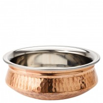 Copper Handi Dish 15cm