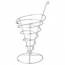 Wire Chip Cone 12cm
