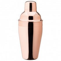 Copper Fontaine Cocktail Shaker 17.5oz/50cl