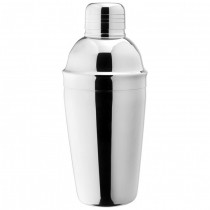 Stainless Steel Fontaine Cocktail Shaker 17.5oz / 50cl