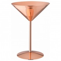 Copper Martini Glass 8.5oz/24cl