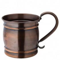 Aged Copper Barrel Mug 19oz/54cl
