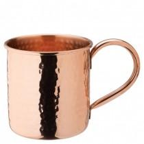 Hammered Copper Mug 18oz/51cl