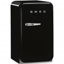 Smeg Retro Mini Bar Fridge Black