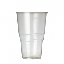 Oxo-Biodegradable Flexy-Glass™ - Pint to brim CE marked 1000 Pack
