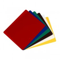 Colour Coded Flexible Chopping Board Set