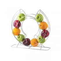 """Circular Fruit Basket """"O"""" Shaped"""