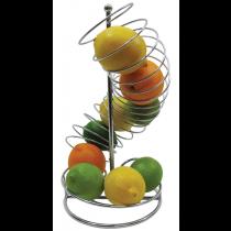 Spiral Fruit Basket 17cm