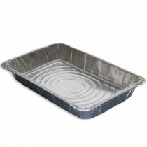 Full Gastronorm Medium Aluminium Foil Containers