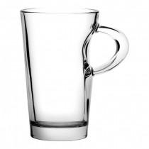 Elba Glass Latte Glass 9oz (25cl)