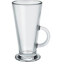 Conic Latte Glass 280ml 9.75oz