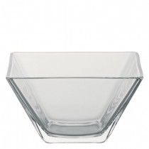 Glass Quadro Bowl 8cm