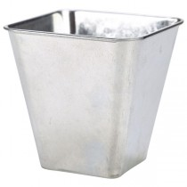 Galvanised Steel Flared Serving Tub 50cl 17.5oz