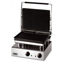 Lincat Heavy Duty Panini Grill (Ribbed Upper and Lower Plates) 3kW