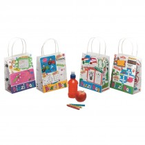 Crafti's Bizzi Assorted Kids Meal Bags