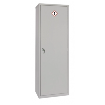 COSHH Chemicals Locker Grey