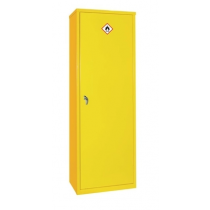 COSHH Chemicals Locker Yellow