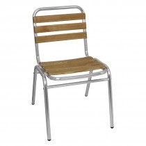 Bolero Ash Bistro Side Chair