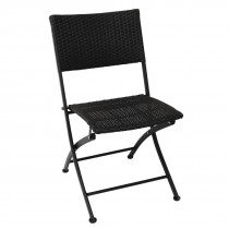 Bolero Wicker Folding Chairs