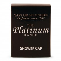 Platinum Range Shower Caps