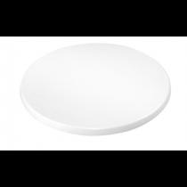 Bolero Round Table Top White 800mm