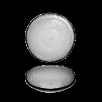 Churchill Bamboo Glassware Organic Glass Plate 22.5cm