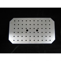 Stainless Steel Gastronorm 1/1 Drainer Plate