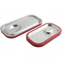 Stainless Steel Gastronorm Sealing Pan Lid 1/1