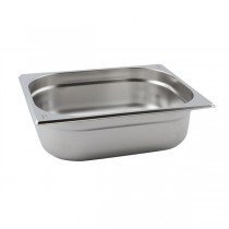 Stainless Steel Gastronorm Pan 1/2 - 65mm Deep