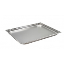 Stainless Steel Gastronorm Pan 2/1 - 40mm Deep