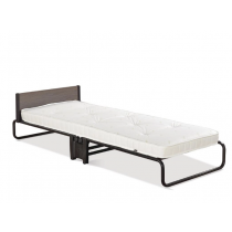Jay-Be Contract Folding Bed with Pocket Sprung Mattress Single Black