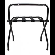 Bolero Black Luggage Rack