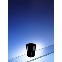 Premium Graniti Plastic Shot Glasses Black 50ml