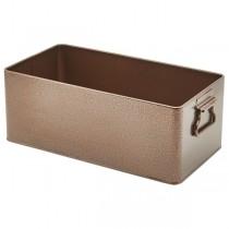 Galvanised Steel Buffet Box Antique Copper