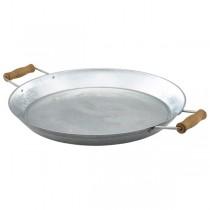 Galvanised Steel Platter 35.5cm