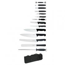 Geisser 14 Piece Knife Set & Case
