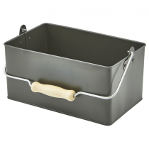 Dark Olive Rectangular Table Caddy